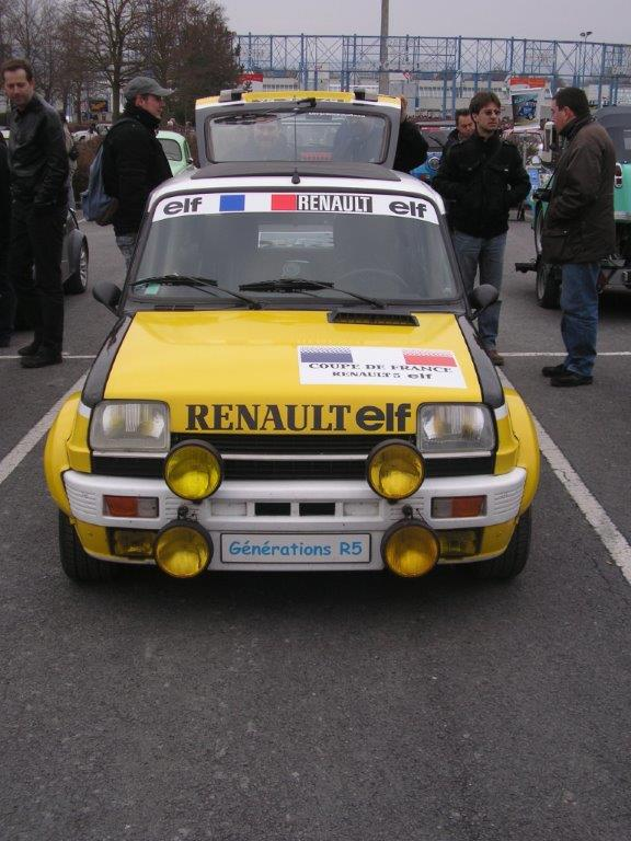 concours avril 2014 renault 5 alpine far forum alpine renault. Black Bedroom Furniture Sets. Home Design Ideas